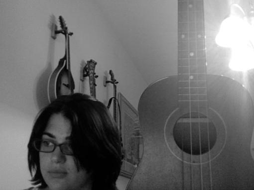 Uke, mandolin, guitar, banjo